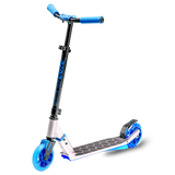 Neon Flash Scooter Blue