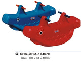 Shark Double Seater Rocker