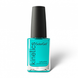 Kinetics SolarGel Professional Nail Polish 365 Shark In The Pool Turquoise 15ml
