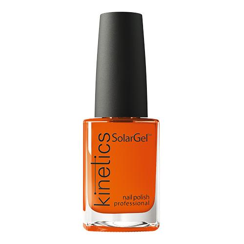 Kinetics SolarGel Professional Nail Polish 400 Carrot Orange 15ml - emarkiz-com.myshopify.com
