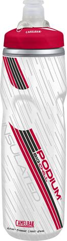 CamelBak Water Bottle Podium Big Chill 25 oz Red
