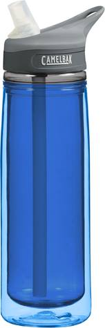 CamelBak eddy Insulated .6L Sapphire Water Bottle
