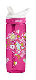 CamelBak eddy .6L Floral Hearts Water Bottle