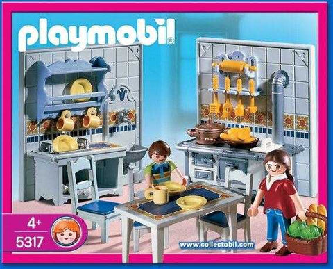 Playmobil Kitchen 5317