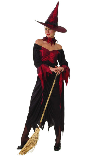 Halloween Wicked Witch Adult Costume for Ladies - emarkiz-com.myshopify.com