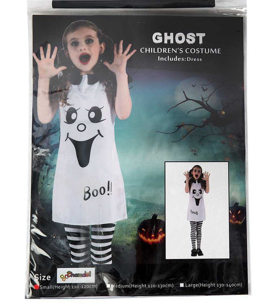 Ghost Costume for Girls - emarkiz-com.myshopify.com