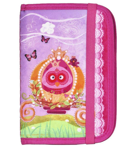 Okiedog Wildpack Passport Holder Owl