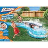 Banzai 16`L Speed Curve Water Slide