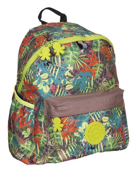 Okiedog Wildpack Jungle Fever Backpack Green - emarkiz-com.myshopify.com