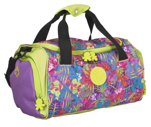 Okiedog Wildpack Jungle Fever Sports Bag Orchid