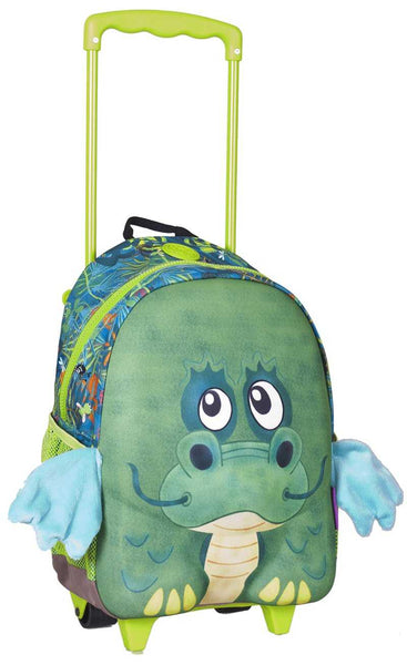 Okiedog Wildpack Junior Trolley W-eve Dragon - emarkiz-com.myshopify.com