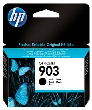 Genuine HP 903 Black Printer Cartridge Ink