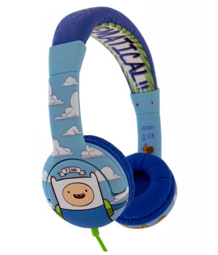 Adventurer Time Finn and Jake On Ear Headphones 1