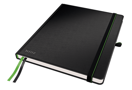 Leitz Complete iPad Size Squared Notebook - Black