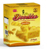 Mr Krisps Doodles Original Cheese 15g packets - Box and Carton
