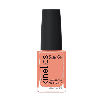 Kinetics SolarGel Professional Nail Polish Beautiful Dreamer Brown Orange 060 15ml - emarkiz-com.myshopify.com