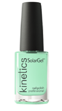 Kinetics SolarGel Professional Nail Polish 428 Reconnect Green 15ml - emarkiz-com.myshopify.com