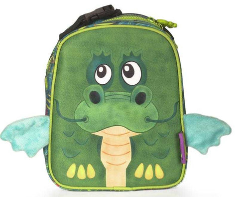 Okiedog Wildpack Junior Lunch Bag Dragon