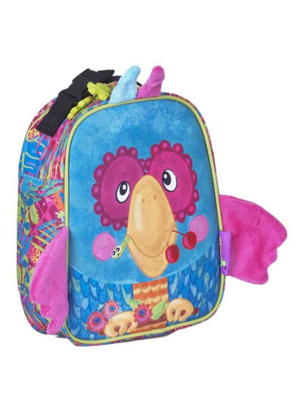 Okiedog Wildpack Junior Lunch Bag Parrot with Front Pocket - emarkiz-com.myshopify.com