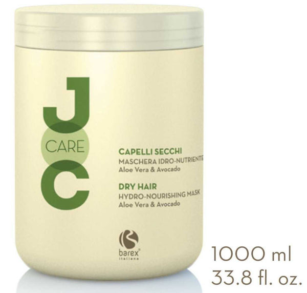 Paraben Free Barex JOC CARE Hydro-Nourishing Mask with Aloe Vera extract 1000 ml - emarkiz-com.myshopify.com