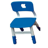 Kids Apple Design Plastic Chair - emarkiz-com.myshopify.com