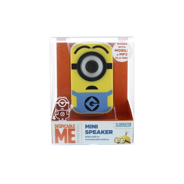 Minions Wired Portable Speaker