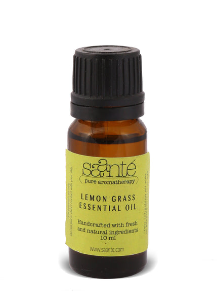 Saante Lemongrass Essential Oil - 10ml