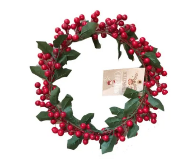 CHRISTMAS BERRY WREATH - emarkiz-com.myshopify.com