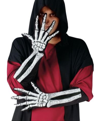 Halloween Skeleton Wrist Bone