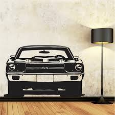 SS Car Wall Decal - emarkiz-com.myshopify.com