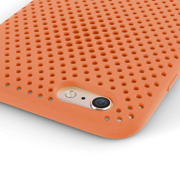 Andmesh Cell Phone Case for iPhone 6 - Orange