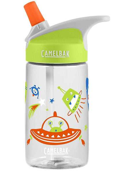 CamelBak Eddy Kids .4L Space Aliens Water Bottle