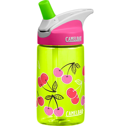 CamelBak Water Bottle Eddy Kids .4L Cherries Water Bottle