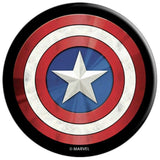 Marvel Captain America Shiny Shield Icon PopSockets Grip and Stand for Phones and Tablets