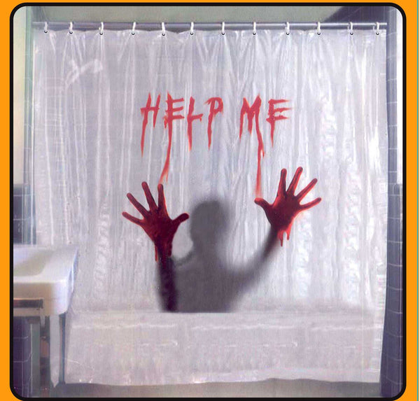 Halloween Creepy Shower Curtain - emarkiz-com.myshopify.com