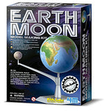 4M Kidz Labs Earth-Moon Model Making Kit