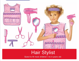 Hair Stylist Set Kids Costume - emarkiz-com.myshopify.com