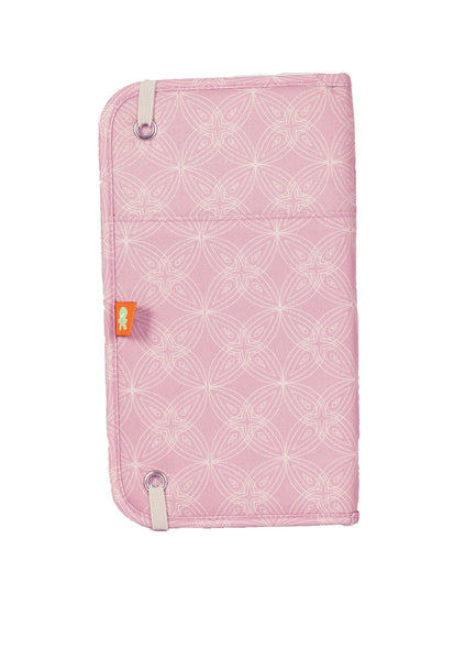 Okiedog  Zugvogel Document and Passport Holder Biscotti Pink - emarkiz-com.myshopify.com