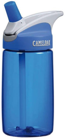 CamelBak eddy Kids .4L Blue/Blue Water Bottle