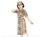 UAE Military Uniform Girl Dress Costume - emarkiz-com.myshopify.com