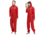 Money Heist Salvador Dali Red Suit - emarkiz-com.myshopify.com