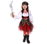 Girl Pirate Costume - emarkiz-com.myshopify.com