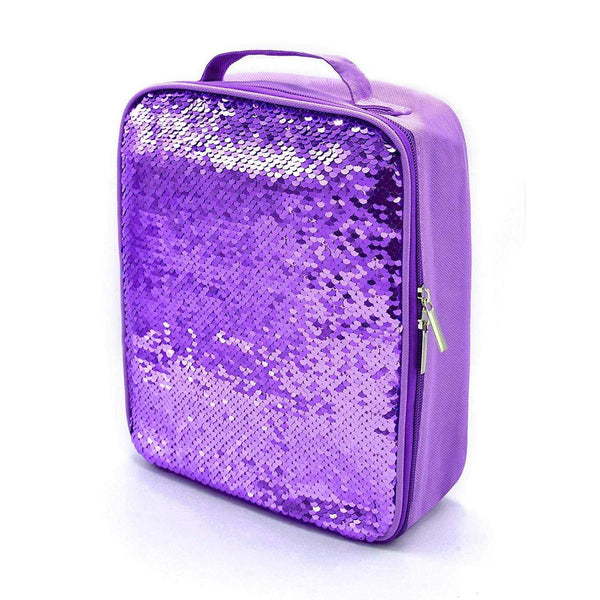 Blackstone Lunch Bag Glitter Purple - emarkiz-com.myshopify.com