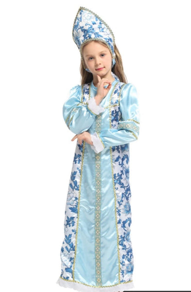 Russian Dress Girls Costume - emarkiz-com.myshopify.com