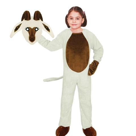 Sheep Kids Velvet Animal Costume - emarkiz-com.myshopify.com