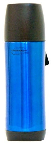 Thermos® - Thermocafe Stainless Steel Vaccum Flask 1000 ML (1 litre) Blue