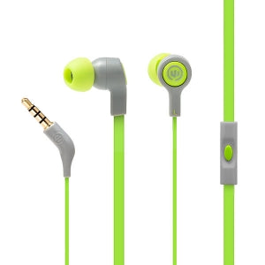 Wicked Audio Jekyll Earbuds with Mic Earphones in 4 Colors