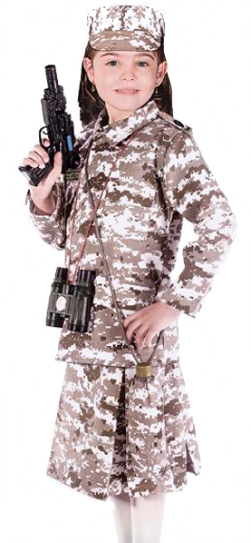 UAE Military Uniform Girl Skirt Costume - emarkiz-com.myshopify.com