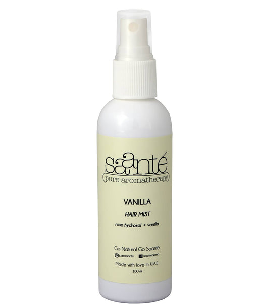 Saante Vanilla After Bath Body Oil - 100ml