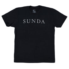 Load image into Gallery viewer, Sunda Logo T-Shirt / Black